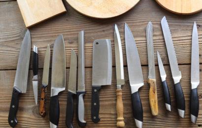 Les couteaux de cuisine : comment les choisir ?