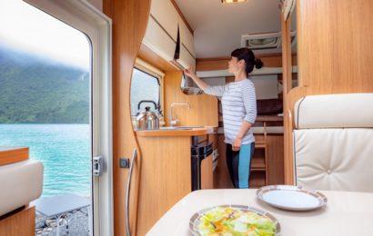 Comment cuisiner dans un camping-car ?