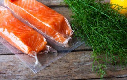 Quelle est la conservation des aliments sous vide?