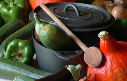 Les temps de cuisson avec une cocotte en fonte