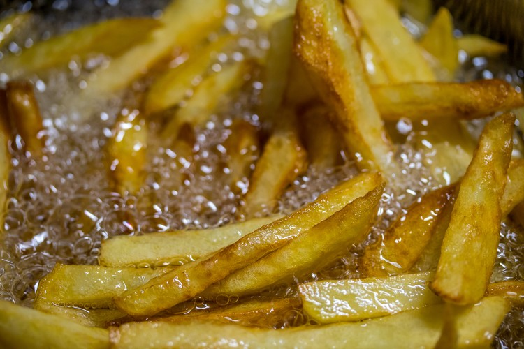 frites-cuisson