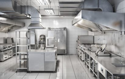 Comment aménager sa cuisine professionnelle ?