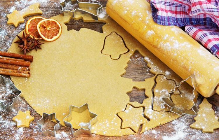 Emporte-pièces pour faire des biscuits de Noël