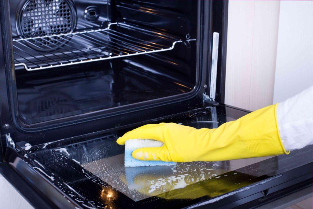 nettoyage des fours cuisine.