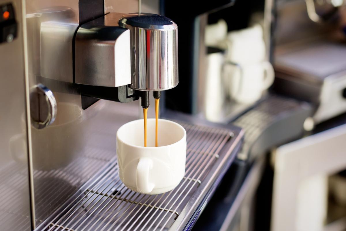 machine à café dosette